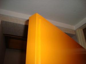 Asbesthouden plaatmateriaal een hechtgebonden toepassing