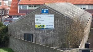 asbestinventarisatie autostalling de bazuin
