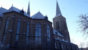 Kerk te Deventer
